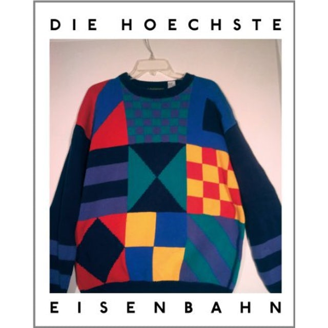 Hoechste Eisenbahn SCHAU IN DEN LAUF HASE Vinyl Record
