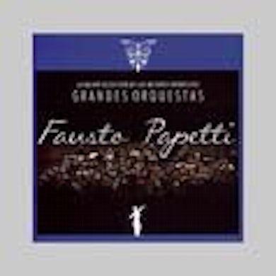 Fausto Papetti LA MEJOR SELECCION DE LAS GRANDES ORQUESTAS CD