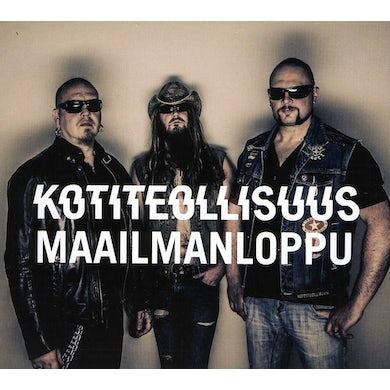 Kotiteollisuus MAAILMANLOPPU CD
