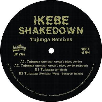 Ikebe Shakedown TUNJUGA REMIXES Vinyl Record - UK Release