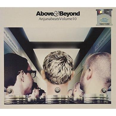VOL. 10-ANJUNABEATS CD