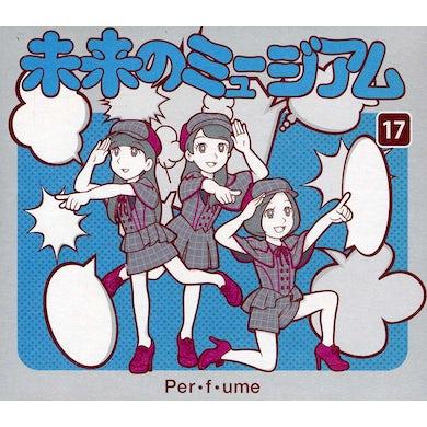 Perfume MIRAI NO MUSEUM CD