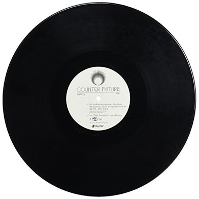 COUNTER FUTURE EP (PART 1) / VARIOUS Vinyl Record - UK Release