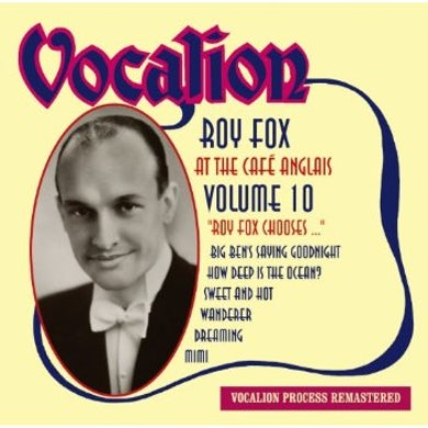 Roy Fox CHOOSES CD