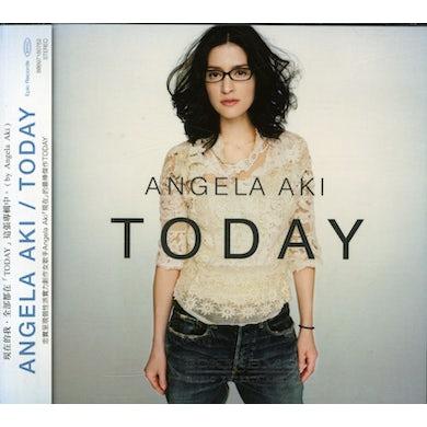 Angela Aki TODAY CD