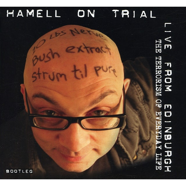 Hamell On Trial TERRORISM OF EVERYDAY LIFE CD