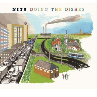 Nits DOING THE DISHES CD