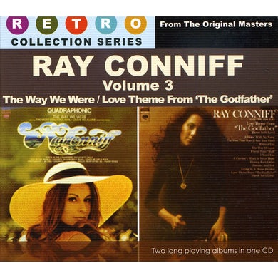 Ray Conniff VOL. 3-RETRO COLLECTION CD