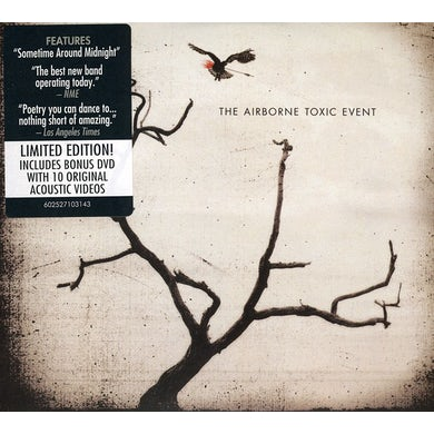 AIRBORNE TOXIC EVENT-DELUXE CD