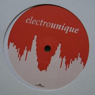 ELECTROUNIQUE 1 / VARIOUS Vinyl Record - UK Release
