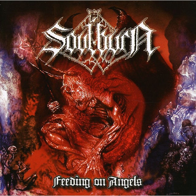 Soulburn FEEDING ON ANGELS CD