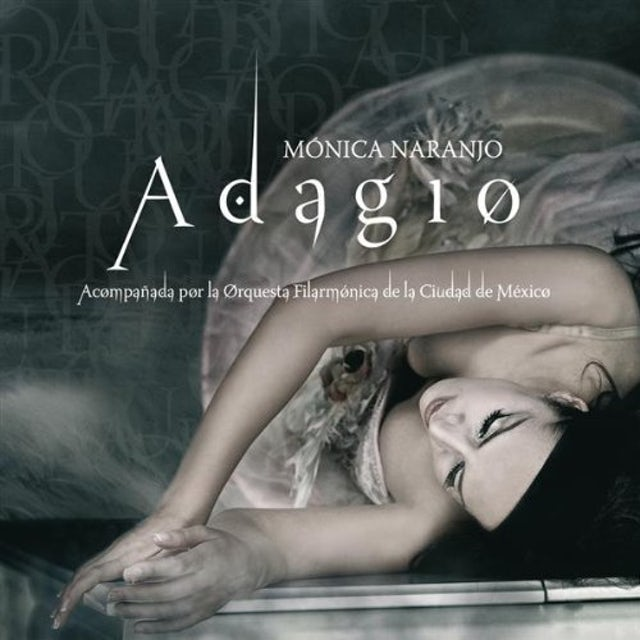 Monica Naranjo ADAGIO CD