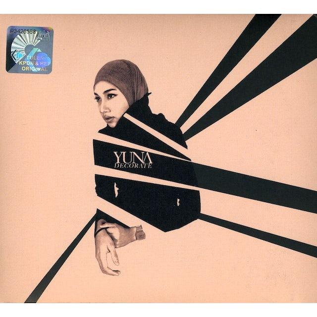 Yuna DECORATE CD