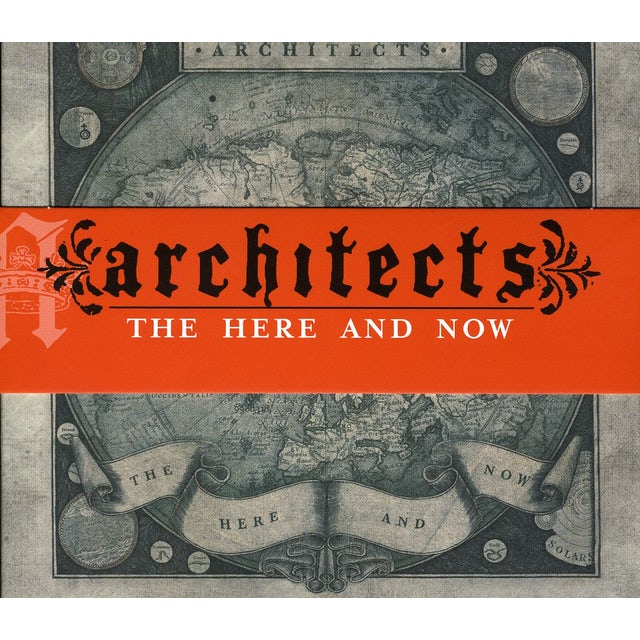 Architects HERE & NOW: LIMITED CD