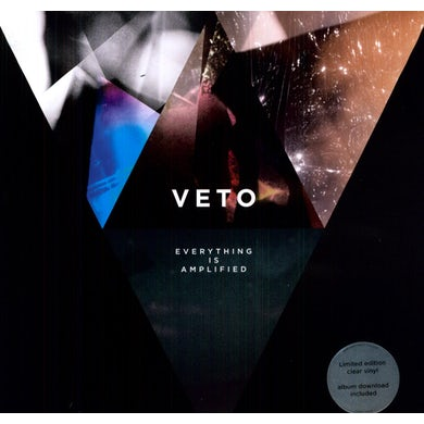 Veto EVERYTHING IS AMPLIFIED Vinyl Record