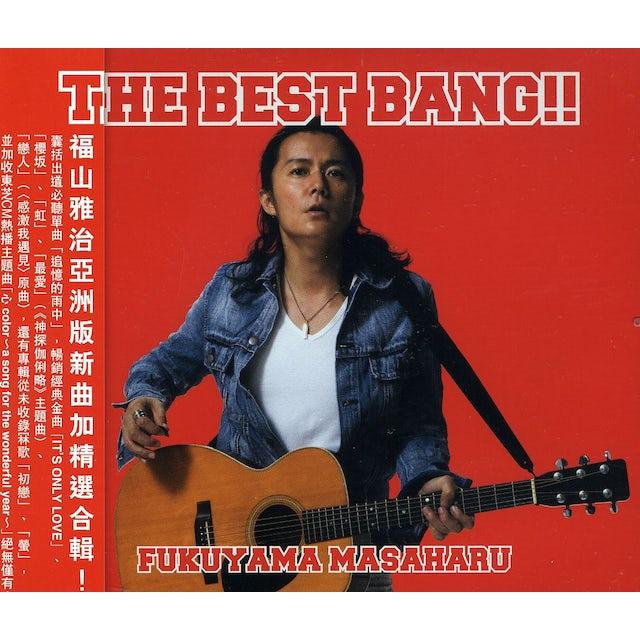 Fukuyama Masaharu BEST BANG!! CD