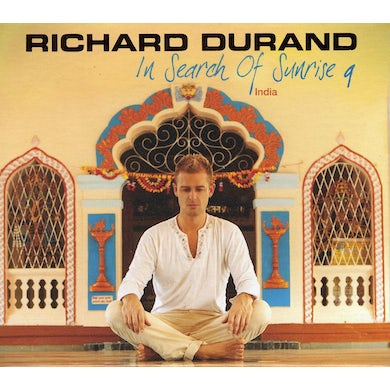 Richard Durand INSEARCH OF SUNRISE 9: INDIA CD