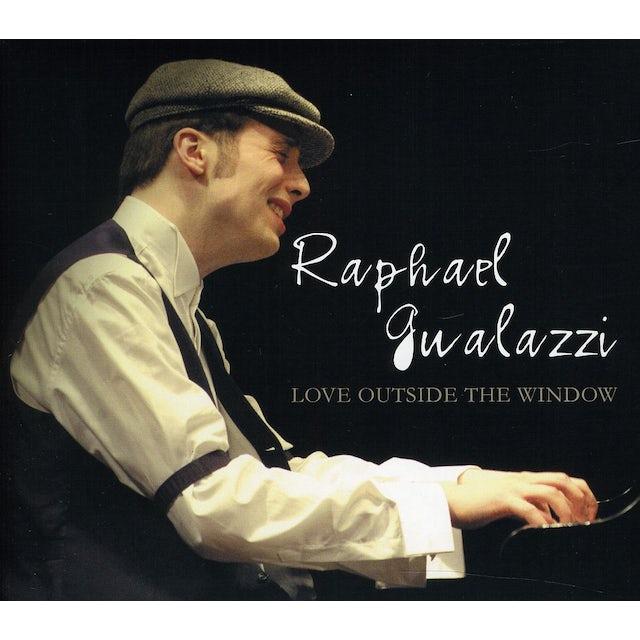 Raphael Gualazzi LOVE OUTSIDE THE WINDOW CD