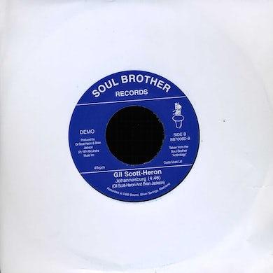 Gil Scott-Heron BOTTLE/JOHANNESBURG Vinyl Record