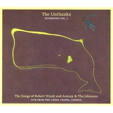 THE UNTHANKS SONGS OF ROBERT WYATT & ANTONY & THE JOHNSONS CD