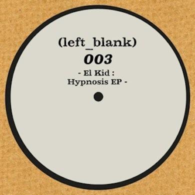 El Kid HYPNOSIS EP Vinyl Record - UK Release