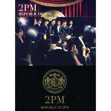 REPUBLIC OF 2PM CD