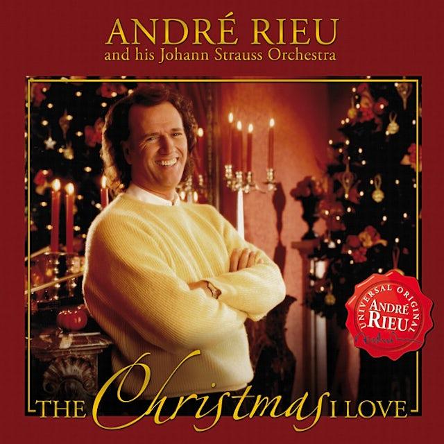 Andre Rieu CHRISMAS I LOVE CD