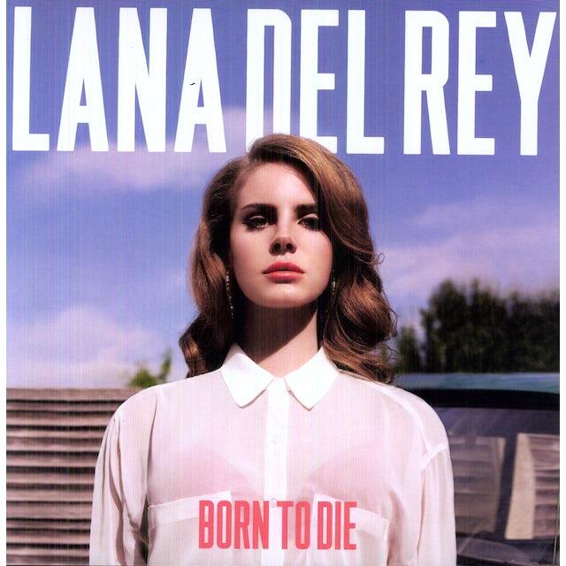 Lana Del Rey BORN TO DIE Vinyl Record