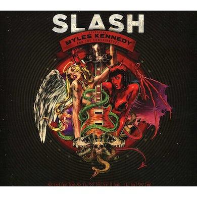 Slash APOCALYPTIC LOVE: DELUXE EDITION CD