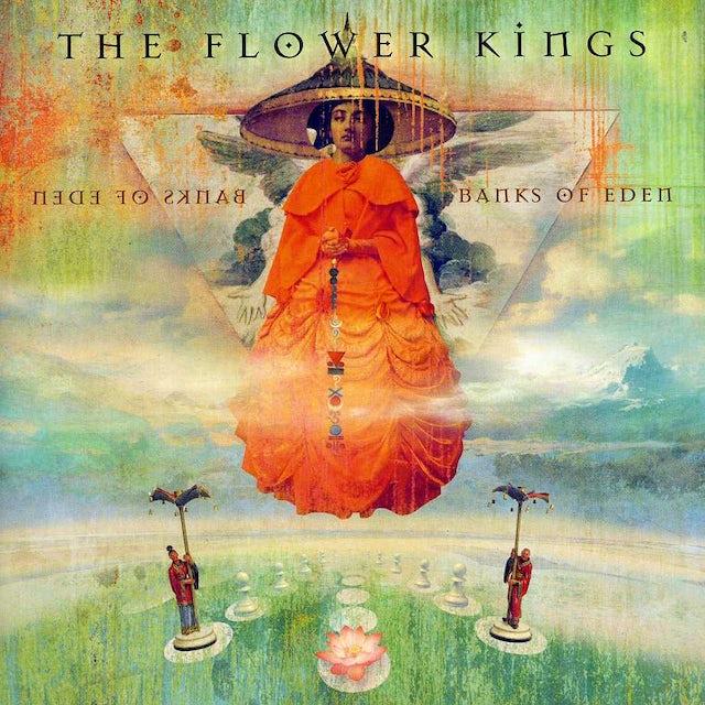 The Flower Kings BANKS OF EDEN CD