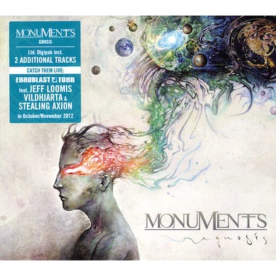 Monuments GNOSIS: LIMITED CD