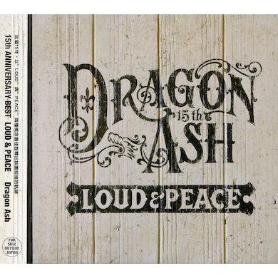 Dragon Ash LOUD & PEACE CD