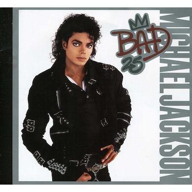 Michael Jackson BAD-25TH ANNIVERSARY CD