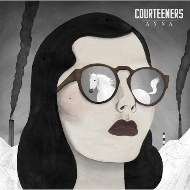 Courteeners ANNA CD