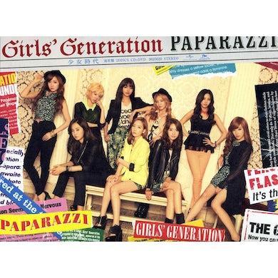 Girls' Generation PAPARAZZI CD