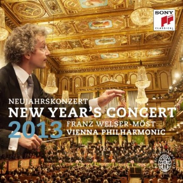 Wiener Philharmoniker NEW YEARS CONCERT 2013 CD