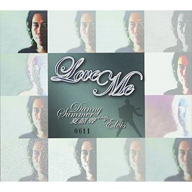 Danny Summer SINGS ELVIS CD
