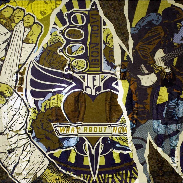 Bon Jovi WHAT ABOUT NOW: DELUXE EDITION CD