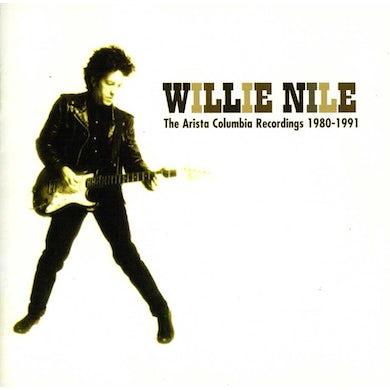 Willie Nile ARISTA COLUMBIA RECORDINGS 80-91 CD