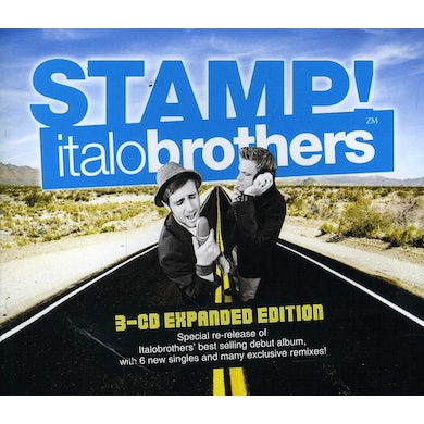 STAMP!: EXPANDED 3 CD EDITION CD