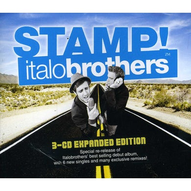 Italo Brothers STAMP!: EXPANDED 3 CD EDITION CD