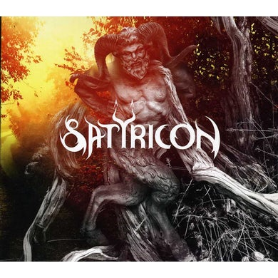 SATYRICON: LIMITED DIGIPAK CD