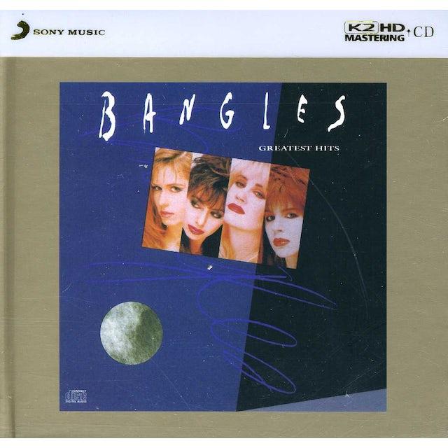 Bangles GREATEST HITS: K2HD MASTERING CD