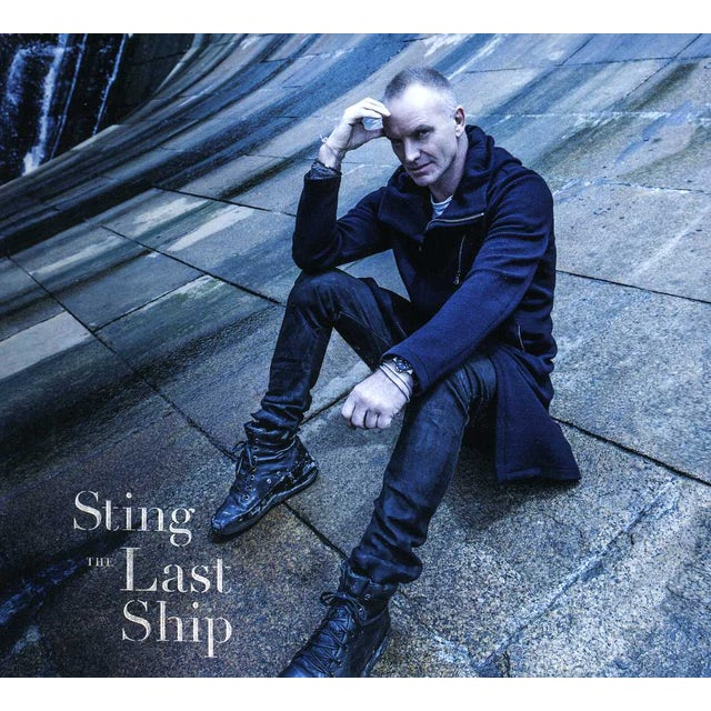 Sting LAST SHIP: SUPER DELUXE EDITION CD