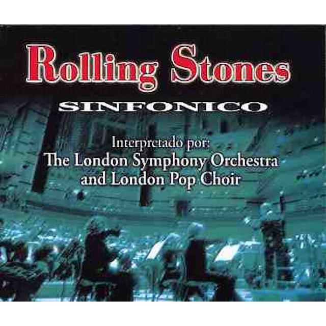 The Rolling Stones LONDON SYMPHONY ORCHESTRA & LONDON POP CHOIR CD