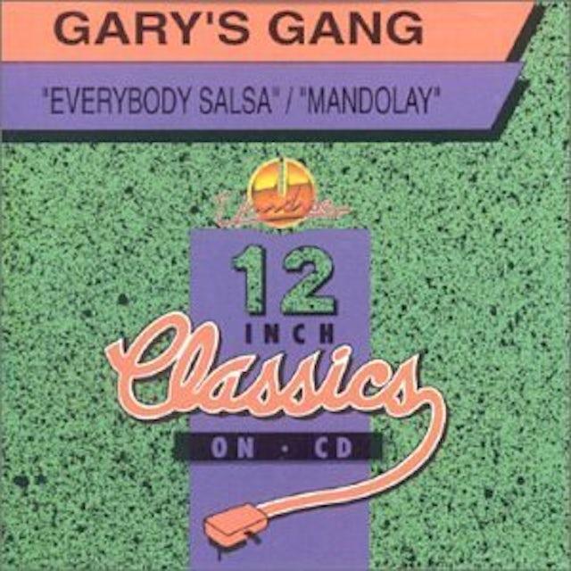 Gary'S Gang EVERYBODY SALSA /MANDOLAY CD