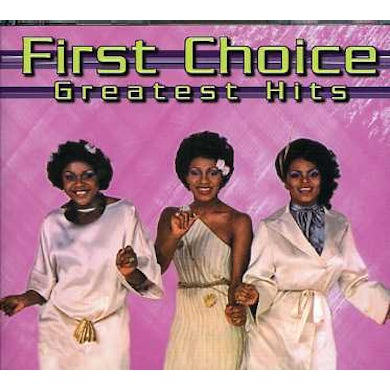 First Choice GREATEST HITS CD