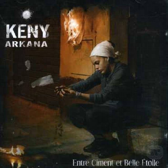 Keny Arkana ENTRE CIMENT ET BELLE ETOILE CD