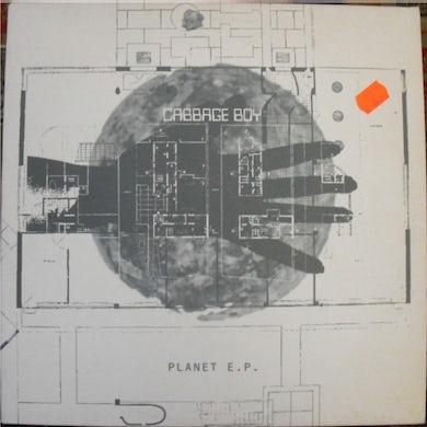 Cabbageboy PLANET EP Vinyl Record - UK Release