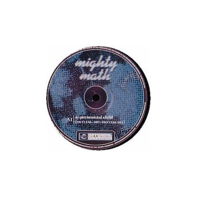 Mighty Math EXPERIMENTAL CHILD EP Vinyl Record - UK Release